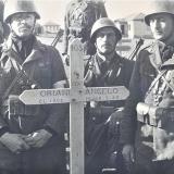 Итальянцы в Филоново 12.09.1942