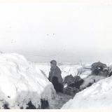11 декабря 1942. Итальянские позиции в районе Красное Орехово