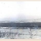 5 декабря 1942. Вид на реку Дон с итальянских позиций