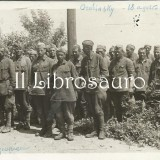 Советские военнопленные в хуторе Оробинский 18.08.1942г.
