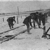 Разъезд Пасеково ЮВЖД зимой 1942/1943
