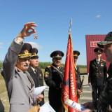 Памятная медаль вручается А.Сабинину