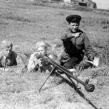 Под Богучаром. 1942 г.