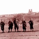 с. Свобода. август 1942. Итальянцы в Гадучьем.