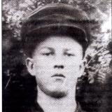 Комсомольцы-подпольщики. Среди них Ким Чечнев. Расстрелян 19.12.1942.